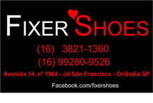 Fixer shoes
